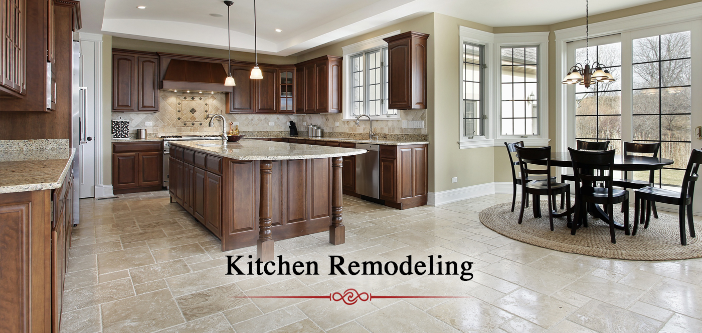 New Kitchen Kitchen Remodeling  New Kitchen Cabinets Countertops & Flooring