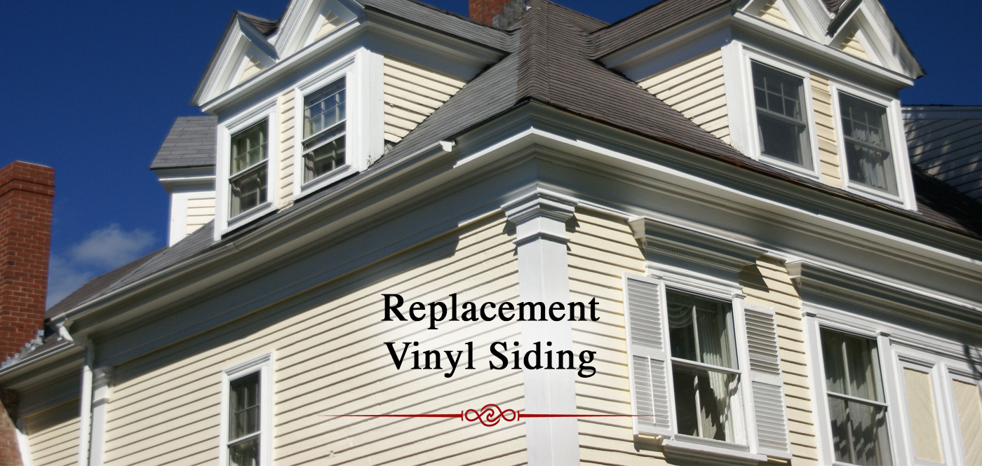 siding replacement image
